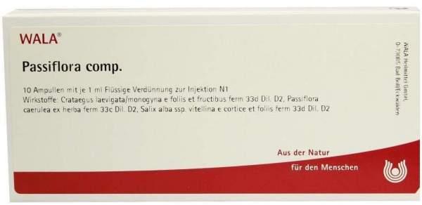 Passiflora Comp. Ampullen