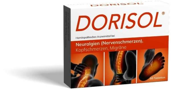 Dorisol 60 Tabletten