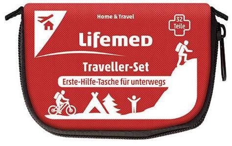 Traveller Erste-Hilfe-Set, 32-teilig