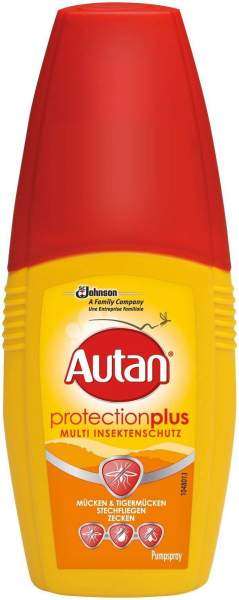 Autan Multi Insect Pumpspray 100 ml