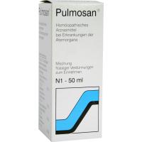Pulmosan Tropfen
