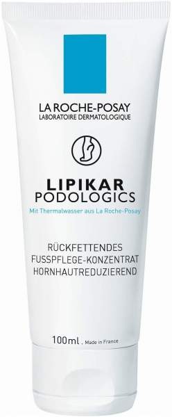 La Roche Posay Lipikar Fußpflege Konzentrat 100 ml