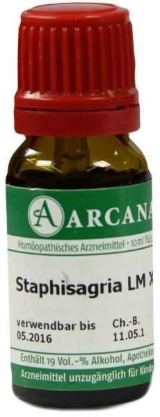 Staphisagria Arcana Lm 12 Dilution 10 ml