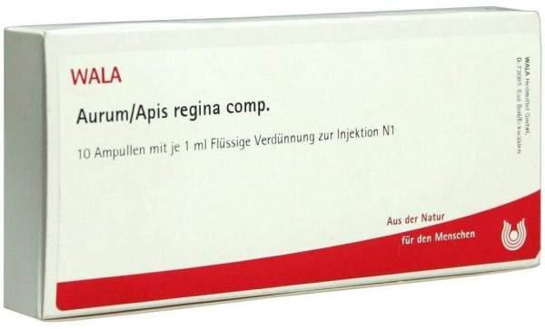 Aurum Apis Regina Comp. Ampullen 10 X 1 ml