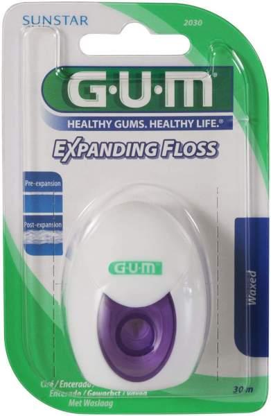 Gum Expanding Floss Flausch - Zahnseide 30 ml