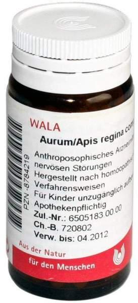 Aurum Apis Regina Comp. Globuli 20 G