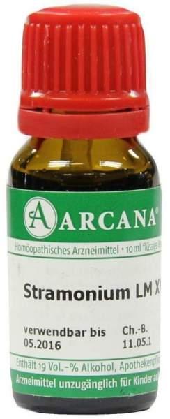 Stramonium Arcana Lm 18 Dilution 10 ml