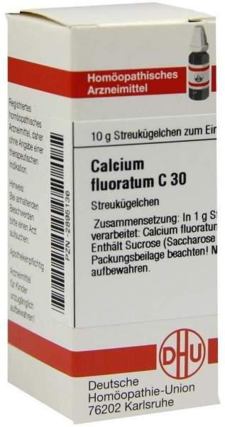 Calcium Fluoratum C 30 Globuli