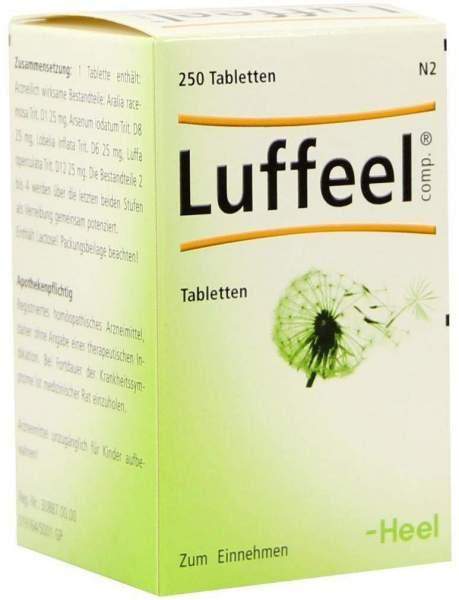 Luffeel Comp. 250 Tabletten
