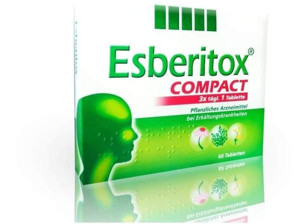 Esberitox Compact 60 Tabletten