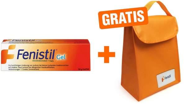Fenistil Gel 50 g + gratis Kühltasche