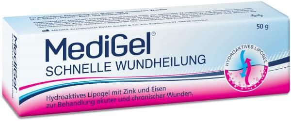 MediGel Schnelle Wundheilung 50 g
