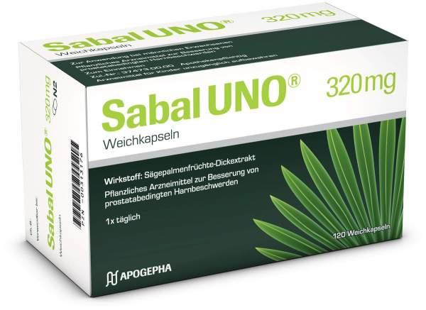 Sabaluno 320 mg 120 Weichkapseln