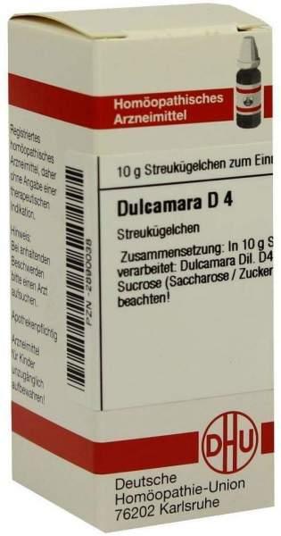 Dulcamara D 4 Globuli