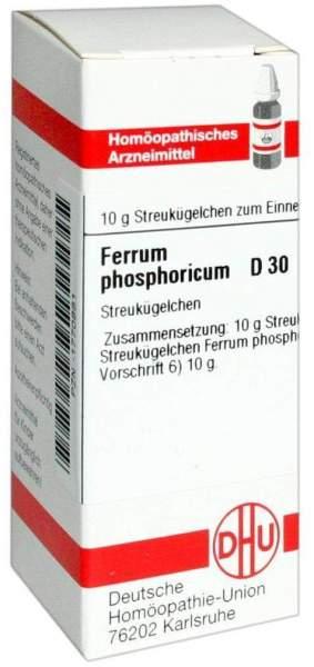 Ferrum Phos. D 30 Globuli