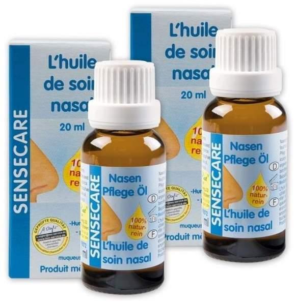 Nasenpflegeöl 2x20ml
