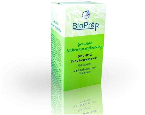 Opc B12 Traubenextrakt Kapseln