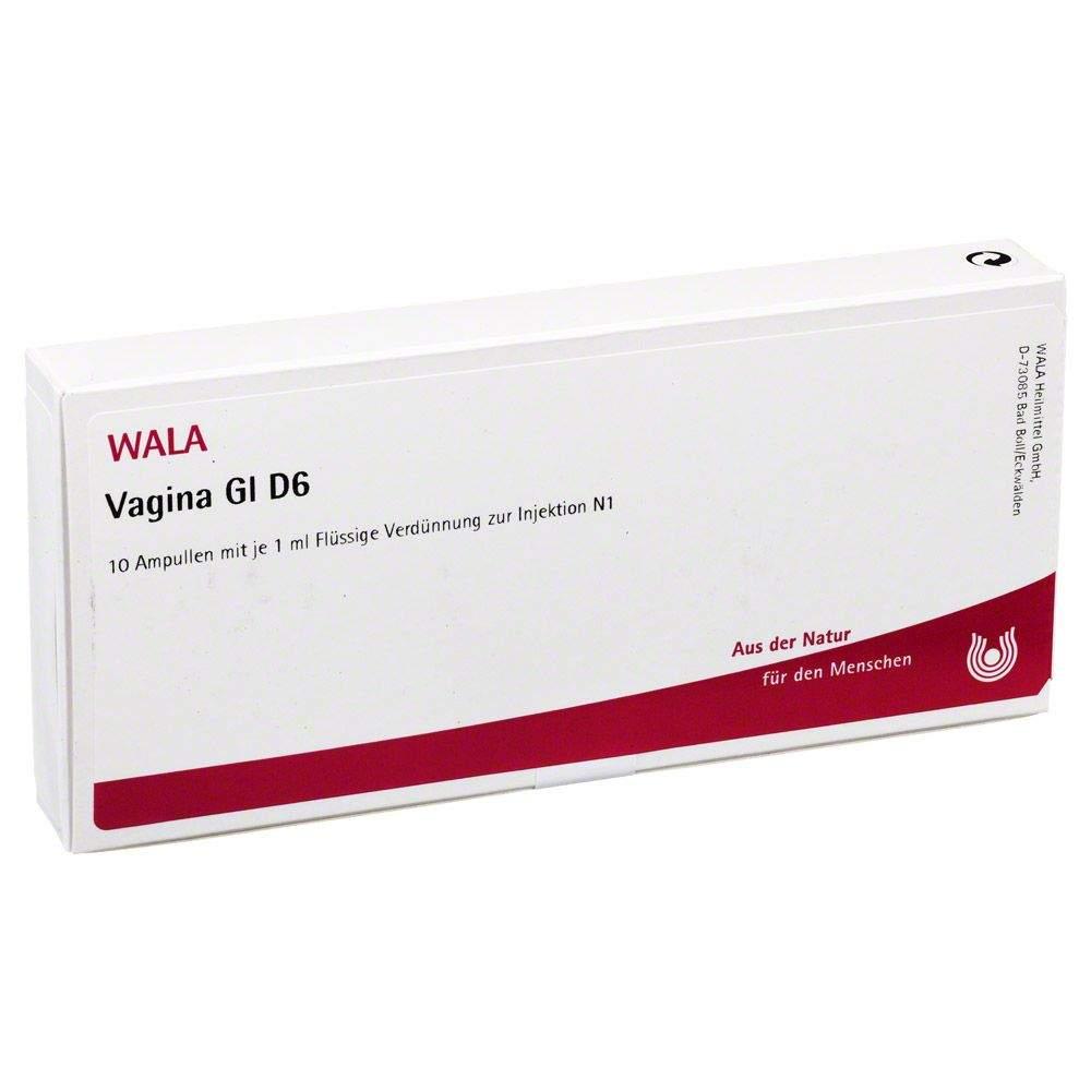 Vagina Gl D 6 Ampullen