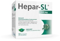 Hepar-SL 320 mg 100 Hartkapseln