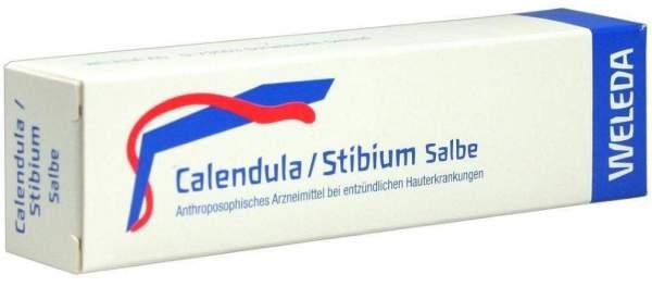 Weleda Calendula Stibium 25 G Salbe