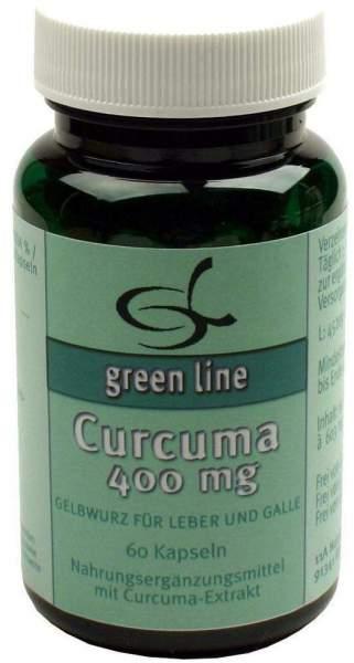 Curcuma 400 mg 60 Kapseln