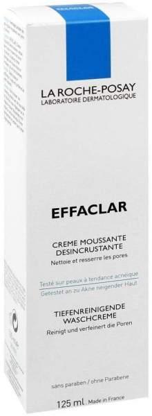 La Roche Posay Effaclar Waschcreme 125 ml Creme