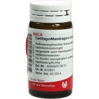 Cartilago Mandragora Comp. Globuli