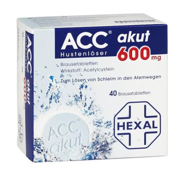 Acc Akut Stillzeit