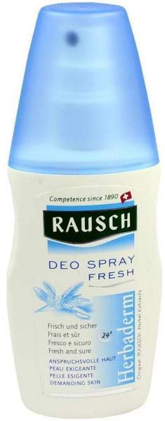 Rausch Deo Spray Fresh 100 ml Spray