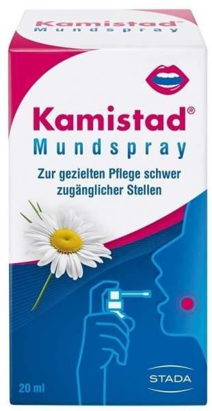Kamistad Mundspray 20 ml