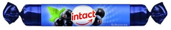 Intact Traubenzucker Schwarze Johannisbeere 1 Rolle