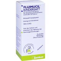 Fluimucil 100 ml Kindersaft
