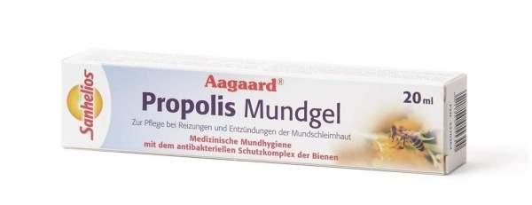 Aagaard Propolis 20 ml Mundgel