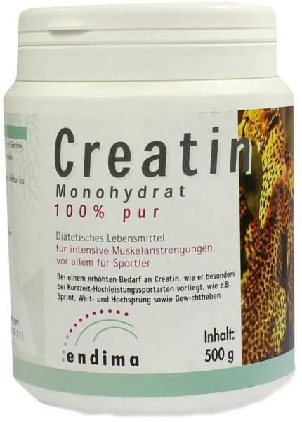 Creatin Monohydrat 100 % Pur 500 G Pulver