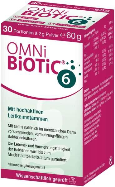 Omni Biotic 6 60 g Pulver
