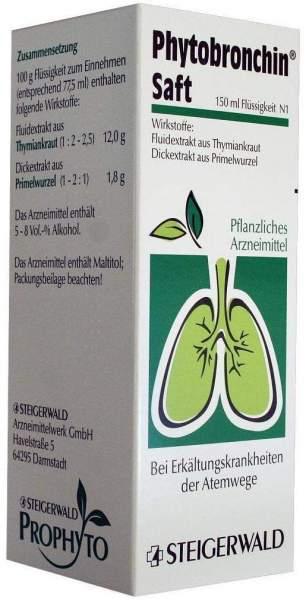 Phytobronchin 150 ml Saft