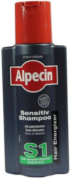Alpecin Sensitiv 250 ml Shampoo S1