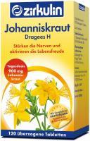 Zirkulin Johanniskraut Dragees H 120 Überzogene Tabletten
