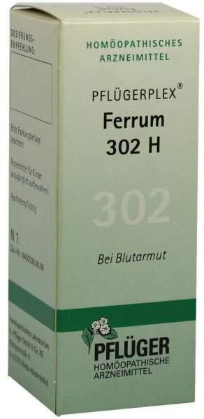 Pflügerplex Ferrum 302 H 100 Tabletten