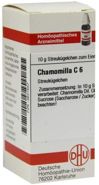 Chamomilla C 6 Globuli