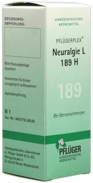 Pflügerplex Neuralgie L 189 H 50 ml Tropfen