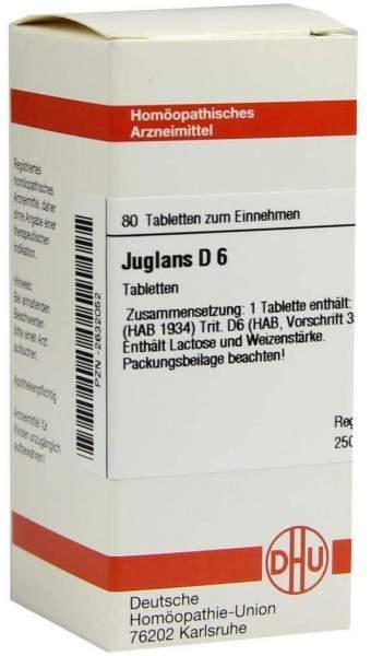 Juglans D 6 Tabletten