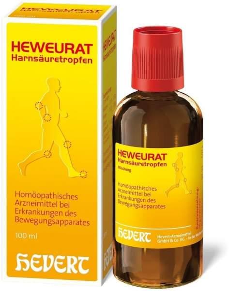 Heweurat Harnsäuretropfen 100 ml