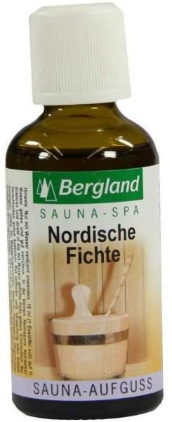Sauna Aufguss Nordische Fichte 50 ml Konzentrat