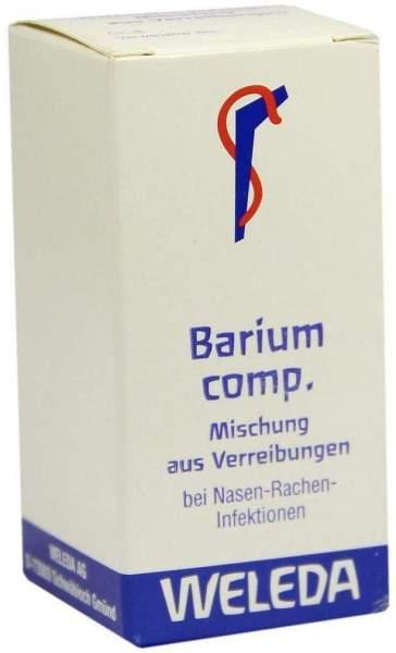 Weleda Barium Comp