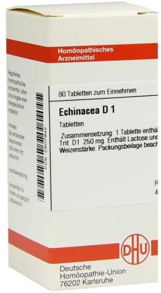 Echinacea D 1 80 Tabletten