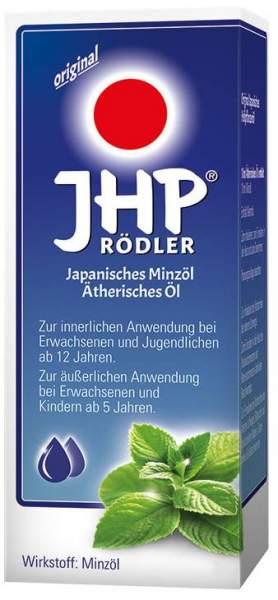 JHP Rödler Japanisches Minzöl ätherisch 10 ml