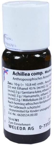 Weleda Achillea Comp. Mischung