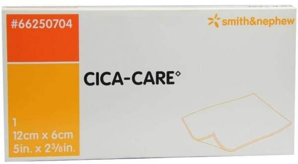Cica Care 6x12cm Dünne Silikongelplatte Narbenbehandlung