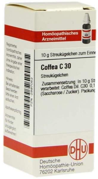 Coffea C 30 10 G Globuli
